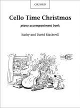 Cello Time Christmas Piano Accompaniments