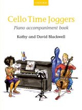 Cello Time Joggers Piano Accompaniments