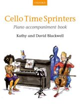 Cello Time Sprinters Piano Accompaniments