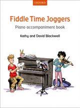 Fiddle Time Joggers Piano Accompaniment Book