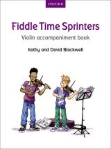Fiddle Time Sprinters Violin Accompaniment Book