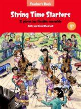 String Time Starters - Teacher's book + CD