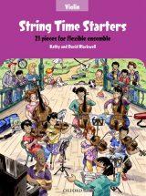 String Time Starters - Violin