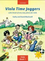 Viola Time Joggers + CD