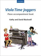 Viola Time Joggers Piano Accompaniment Book