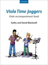 Viola Time Joggers Viola Accompaniment Book
