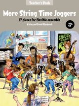 More String Time Joggers - Teacher's book + CD