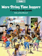 More String Time Joggers - Cello