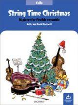 String Time Christmas - Cello