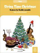 String Time Christmas - Viola