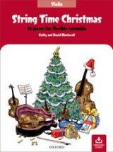 String Time Christmas - Violin